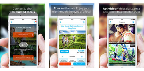 App viaggiare come un local travel like local blink citynsider eatwith withlocals