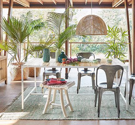 Maisons du Monde 2018 home decor casa tendenze stili
