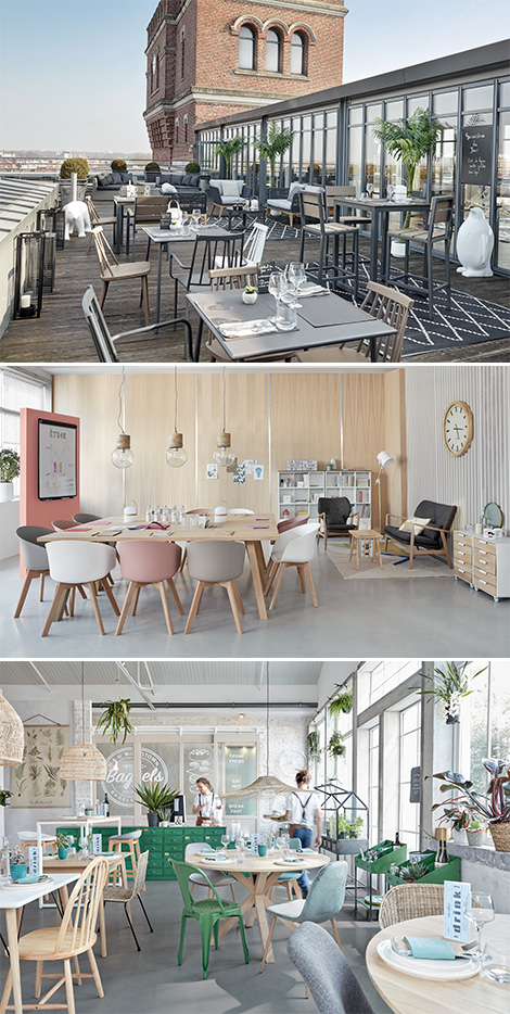 Maisons du Monde 2018 home decor casa tendenze stili