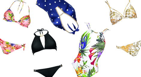 Maryane Mehlhorn costumi beachwear primavera estate 2018