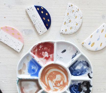 Peralia bijoux ceramica Sardegna handmade Susanna Pilia
