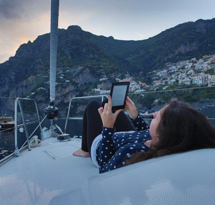 Costiera Amalfitana barca a vela Cilento