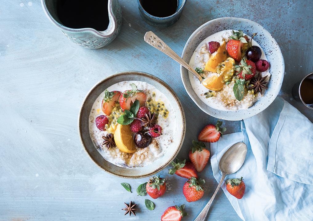 Healthy Bowl cibo trendy sano ciotola bowls