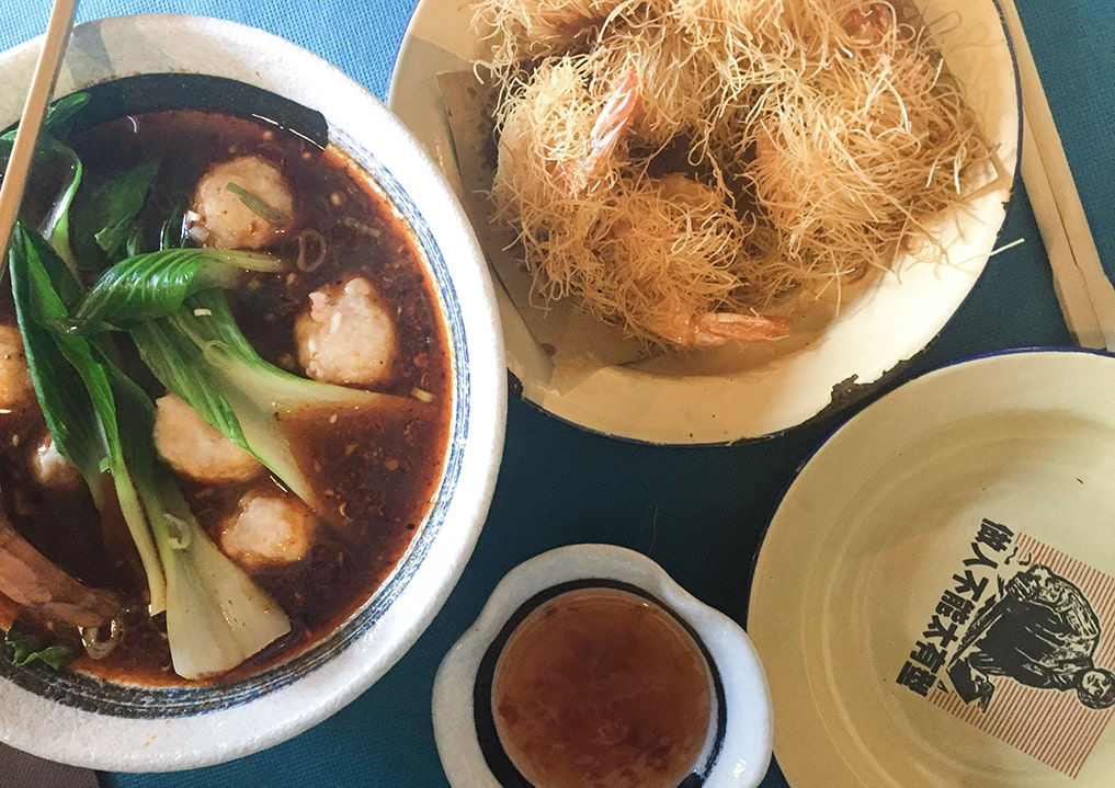 Maoji street food ristorante cinese Milano zona Loreto