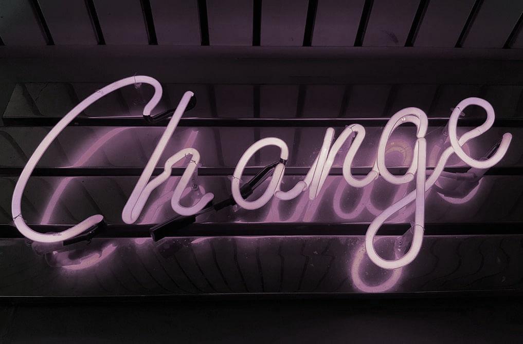 cambiare abitudini