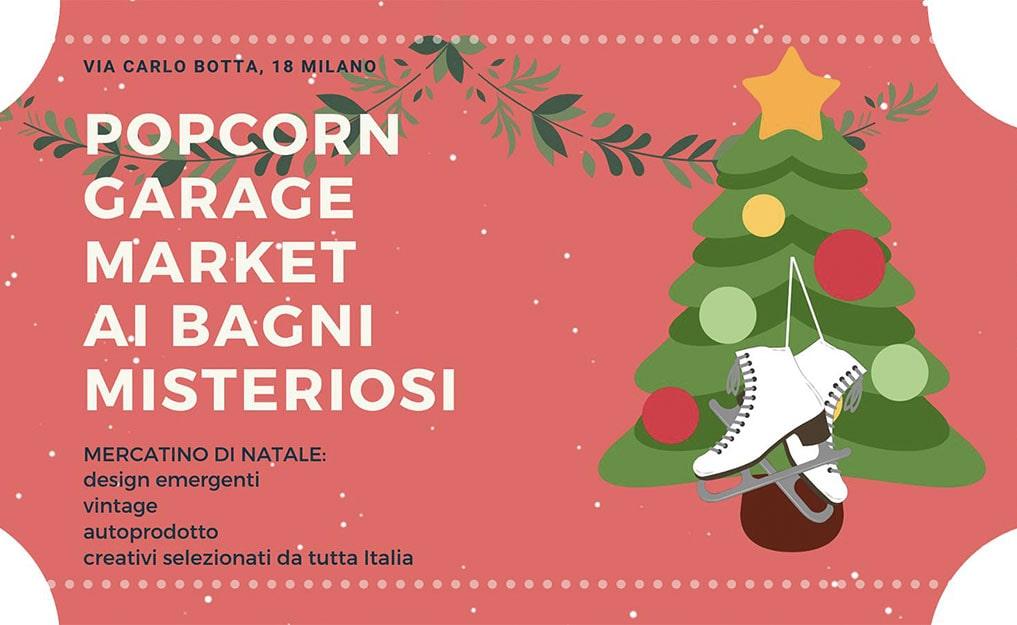 Mercatini Natale Milano Lombardia