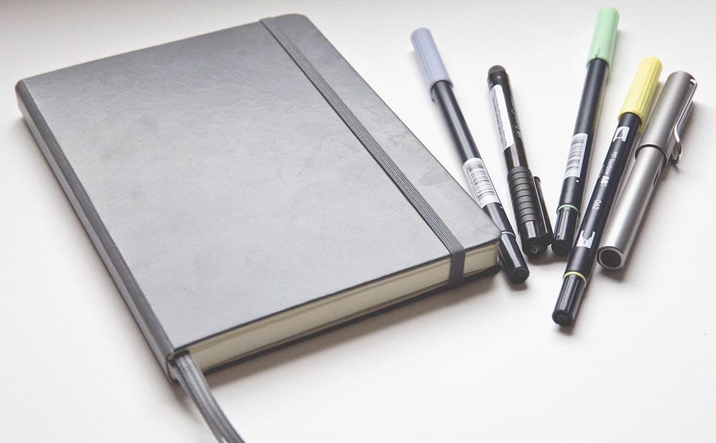 Bullet Journal cosa agenda planner