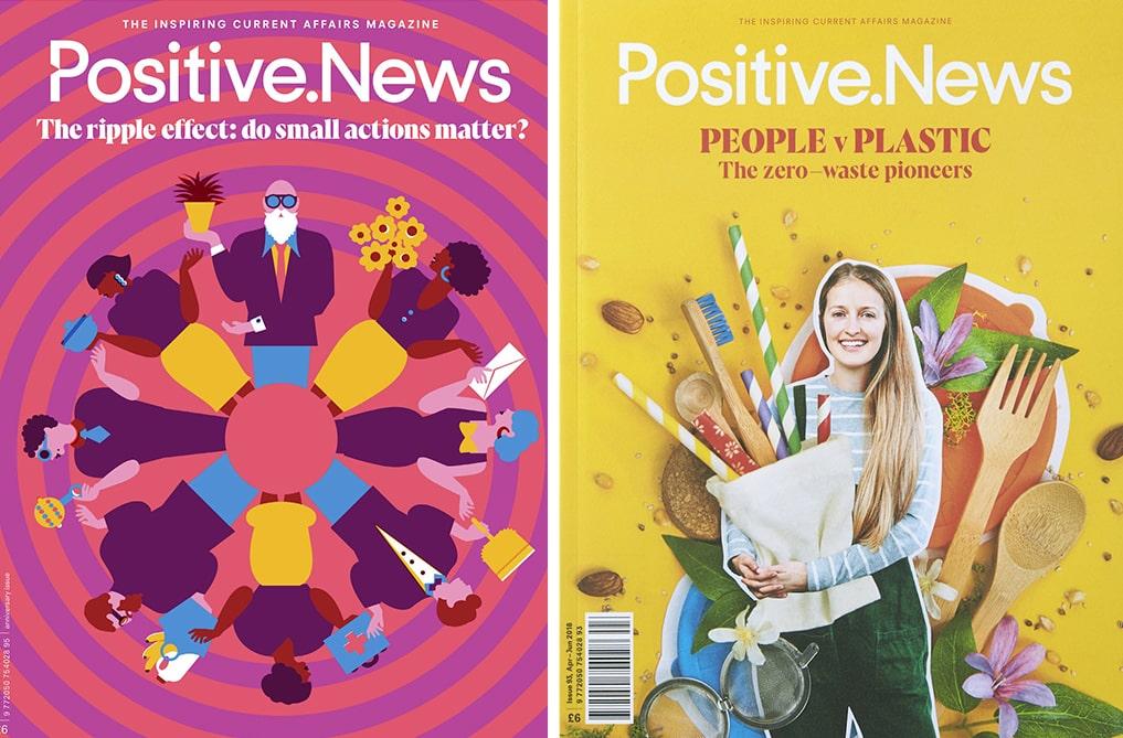 Magazine indipendenti alternativi di nicchia riviste