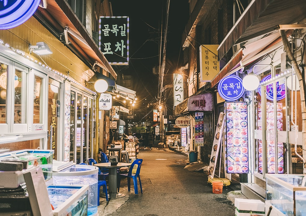 Seoul cosa fare vedere quartieri