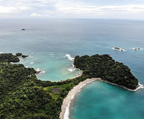 Costa Rica on the road itinerario