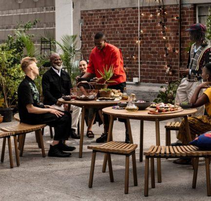 Ikea Africa Överallt design scandinavo