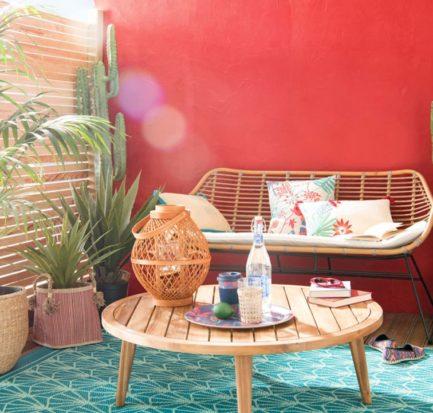 Maisons du Monde Baïa Verde primavera 2019 casa home decor