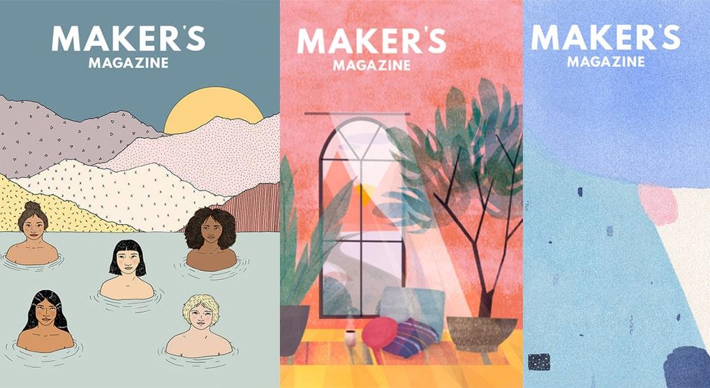 Riviste indipendenti creative magazine nicchia alternative