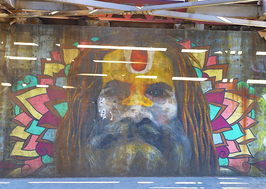 Street Art a San Josè Costa Rica