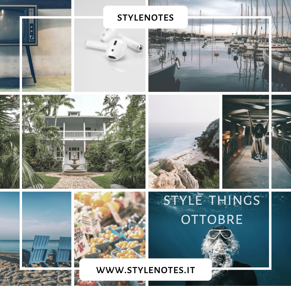 Style Things Ottobre