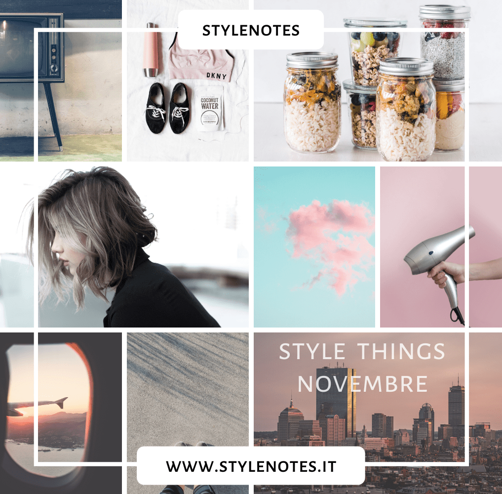 Style Things novembre 2019
