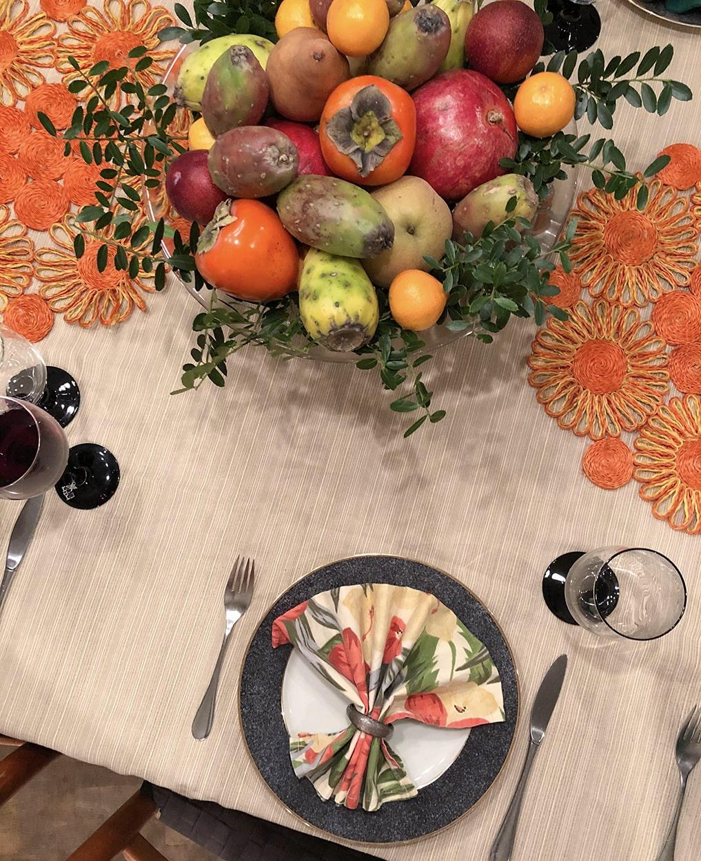 Thanksgiving con una famiglia americana Boston