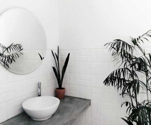 Skincare minimalista beauty case Lanzarote