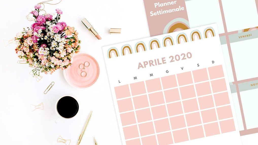 Spring Suite 2020 primavera arcobaleno