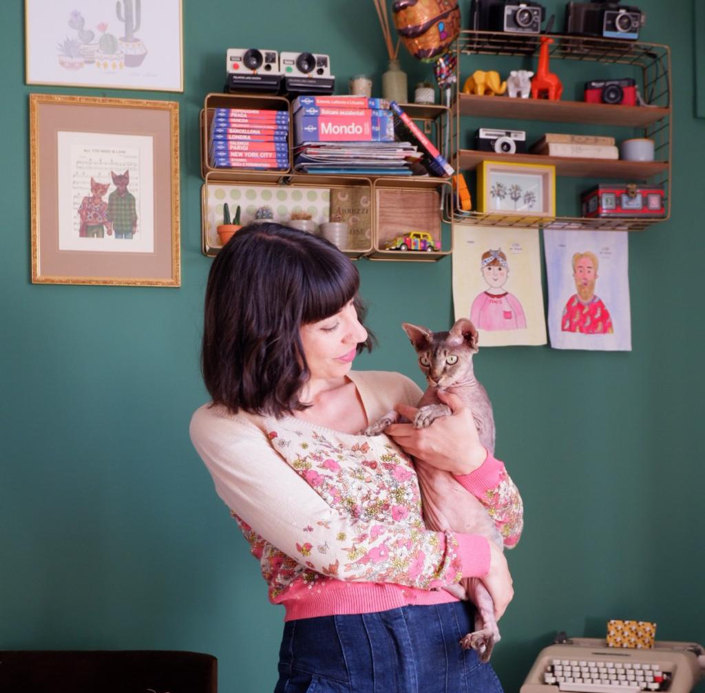 Creativi in Quarantena stay home Anna Frabotta