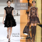 SS 2010 – LACE MANIA